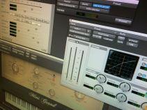 Utilisation des effets et instruments virtuels